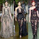 Платья вечерние 2019 года модные тенденции, фото