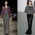 Юбки макси 2019 года модные тенденции и фото
