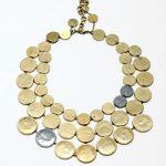 Как называется ожерелье из монет происхождение термина