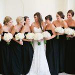Можно ли на свадьбу одевать чёрное платье приметы и этикет