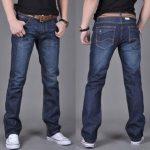Как вывести жирное пятно с джинс