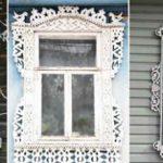 Наличники на окна в деревянном доме, разновидности и как сделать самому