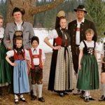 Национальный костюм немцев фото, описание, история и особенности