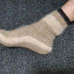 Носки из собачьей шерсти польза, свойства и особенности