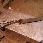 Как сделать нож из рессоры своими руками без ковки, закалка