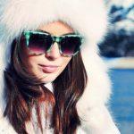 Носят ли зимой солнцезащитные очки очки зимой — защита или красота