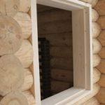 Окосячка окон в деревянном доме заказать или делать самостоятельно