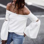 Модные фасоны блузок для женщин 2019 фото и описание