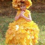 Осеннее платье своими руками инструкция, как сделать платье для осени на девочку