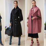 Модное пальто 2019 цвета, стили, фасоны и фото