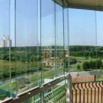 Подробно о Финском безрамном остеклении лоджий и балконов