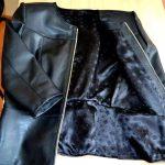 Как перешить кожаную куртку самостоятельно полный перекрой, процесс переделки