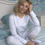 Как сшить женскую пижаму (выкройка) своими руками для начинающих