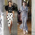 Почему летом-2019 каждой женщине необходимо платье в горох Потому что это писк моды!