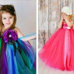 Как сшить пышное платье для девочки своими руками Шьём лиф