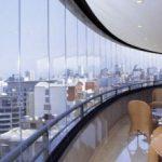 Панорамное остекление окон в квартире на балконе, лоджии и в доме