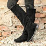 Как почистить велюровые сапоги в домашних условиях Чем можно чистить обувь из велюра, а чем