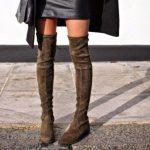 Промокает ли замша зимой Можно ли ходить зимой в замшевой обуви Что предпринять, чтобы замшевая
