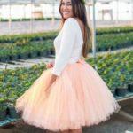 Как сшить пышную юбку для девочки своими руками пошагово варианты пышных юбок для девочки