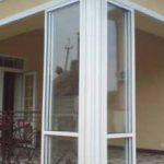 Раздвижные рамы и двери для веранды или террасы