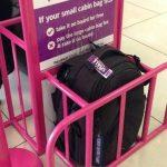 Размер чемодана для ручной клади в самолете какой чемодан разрешено брать с собой в Аэрофлоте и