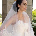 Прическа на свадьбу пучок с фатой расположение и чем дополнить