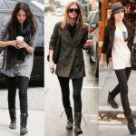 С чем носить гриндерсы девушке в разные сезоны, с разными стилями