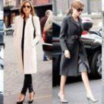 С чем носить пальто классическое подбираем наряд и аксессуары