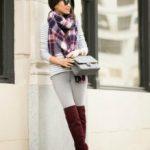 С чем носить ботфорты замшевые гид по стилю и советы по сочетанию