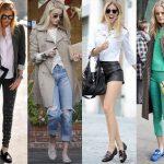 С чем носить лоферы женские, модные сочетания и стильные образы