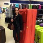 Самый большой чемодан в мире, в путешествие, размеры