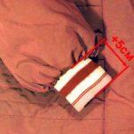 Как удлинить рукава на куртке при помощи манжет описание процесса переделки