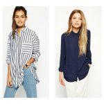 5 женских рубашек на все случаи лета самые модные образы в рубашке