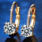 Как выбрать серьги с бриллиантами как правильно выбрать серьги с бриллиантами