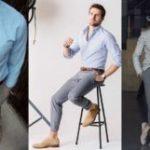 С чем носить серые брюки мужские, оттенки, фасоны и правила создания идеального образа