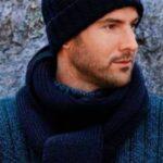 Мужская шапка спицами пошаговая инструкция по вязанию спицами мужской шапки