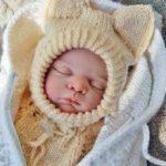 Как сшить ребенку шапку-шлем в виде животного выкройка из флиса — медвежонок, зайчик, киска,