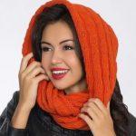 Как связать шарф снуд спицами для начинающих, советы по вязанию