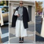 Как называются укороченные широкие женские брюки