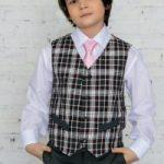 Выкройка жилета для мальчика школьный жилет своими руками