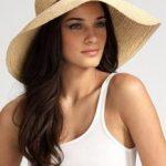 Шляпа к круглому лицу советы, как подобрать шляпу по форме и цветотипу лица