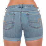 Как растянуть джинсовые шорты в бедрах и ляшках