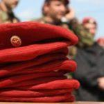 Как определить силовое подразделение по цвету берета РФ какого цвета береты у спецназа, что значит