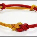 Как завязать узел на браслете чтобы регулировался виды — скользящих — узлов на браслете