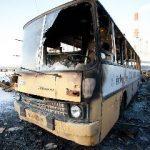 Автобус доехал до вторчермета