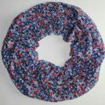 Как сшить мужской или женский шарф снуд своими руками