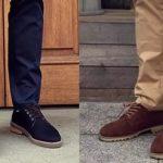 Цвет мужских туфель и брюк деловой (офисный) дресс-код