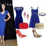 Какие туфли подойдут к синему платью классические сочетания, стильные образы и рекомендации