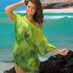 Фасоны пляжных туник преимущества и особенности моделей