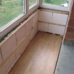 Как выбрать качественный утеплитель для лоджии или балкона
